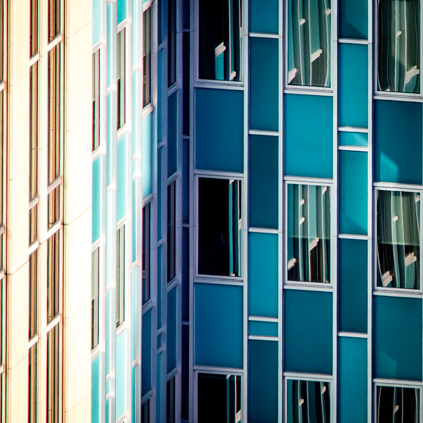 From the Foshay Tower Square #10 - Minneapolis, MN