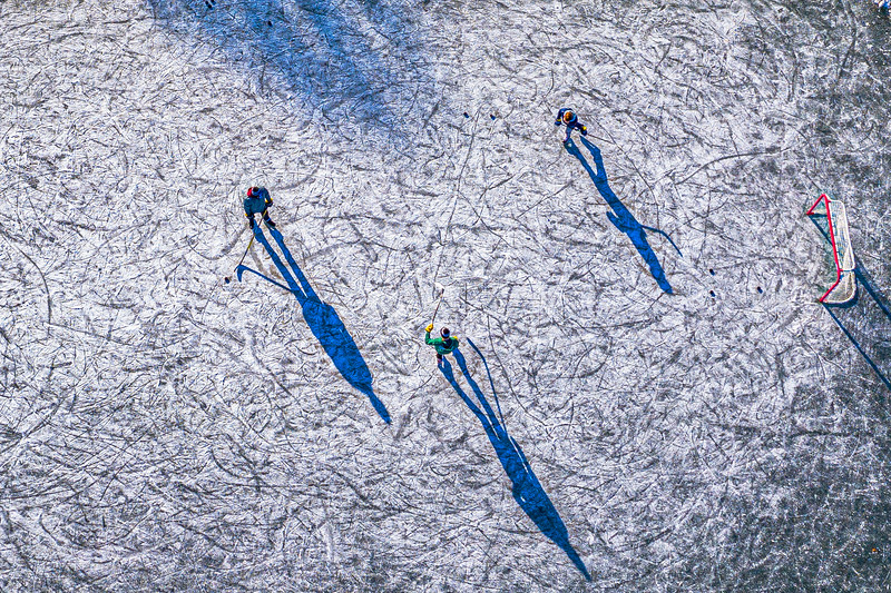 Hockey - Silver Lake, North St. Paul, MN