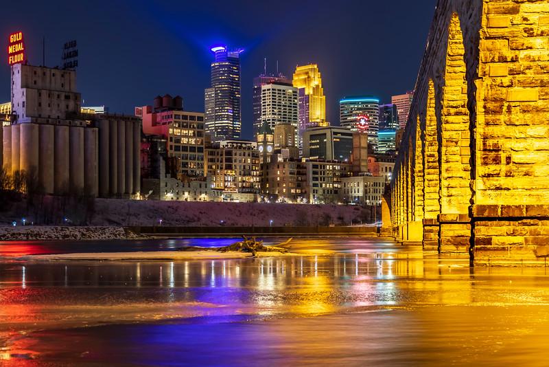 Stone Arch Bridge #2 - Minneapolis, MN