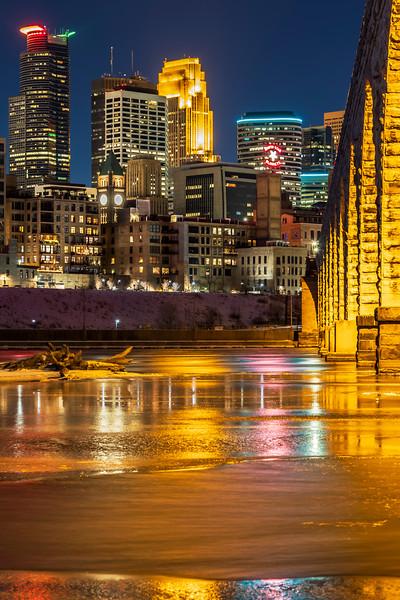 Stone Arch Bridge #1 - Minneapolis, MN