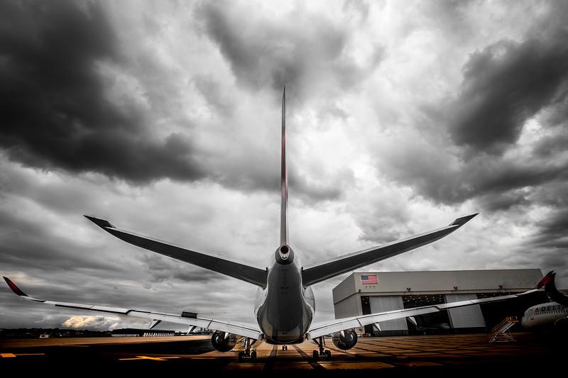 Airbus  350 – Minneapolis & St. Paul International Airport