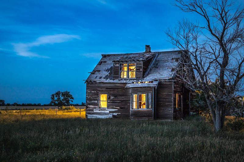 Prairie House  -  Owanka, SD