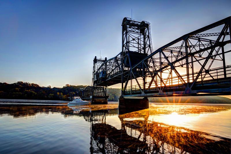 Stillwater Lift Bridge - Stillwater, MN