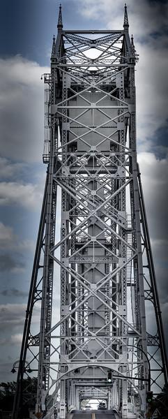 Duluth Aerial Lift Bridge (Pano) - Duluth, MN