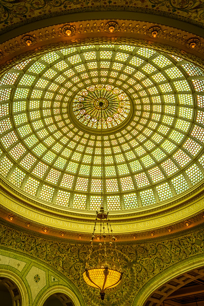 Tiffany Dome – Chicago, IL