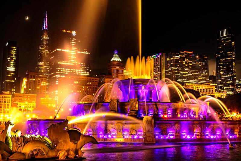 Buckingham Fountain – Chicago, IL