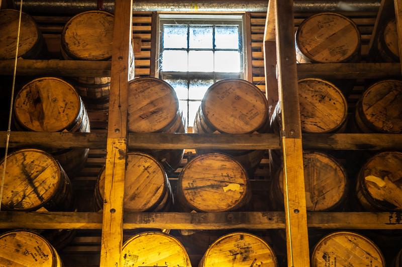Barrel House #2- Jack Daniels Distillery, Lynchburg, VA
