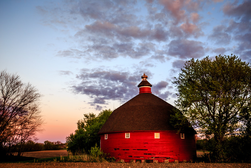 Rogers Round Barn #2 - Rogers, MN