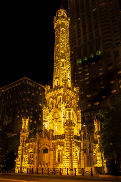 Chicago Water Tower – Chicago, IL
