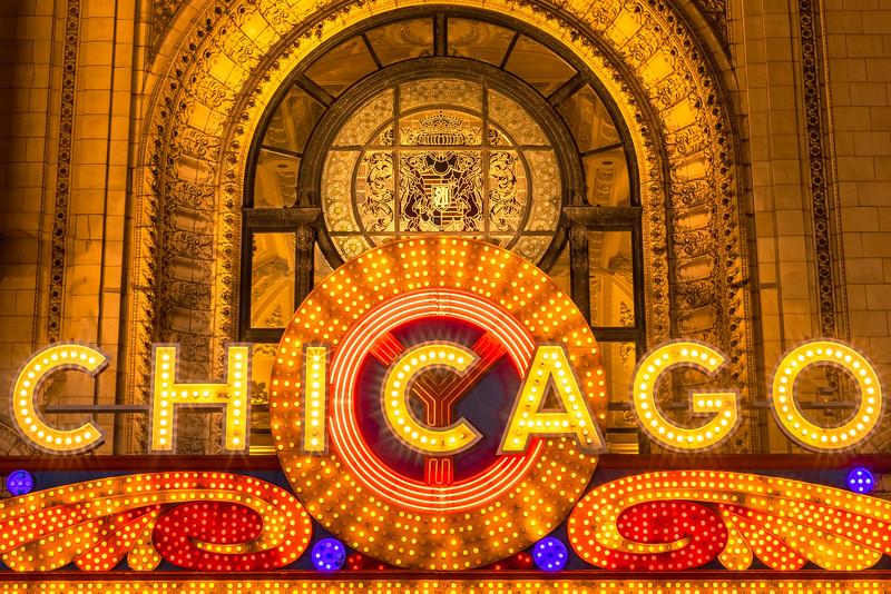 Chicago Theatre – Chicago, IL