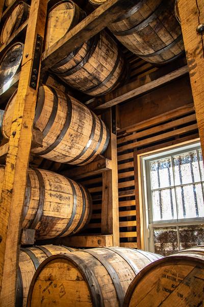 Barrel House #3- Jack Daniels Distillery, Lynchburg, VA