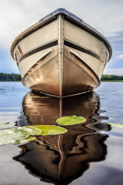 Boat Bow - Spooner, WI