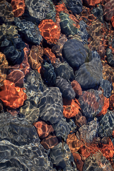 Lake Superior Stones (Vertical) - Tofte, MN