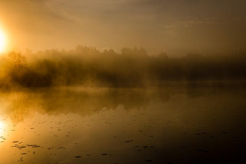 Green Lake Mist - Earl, WI