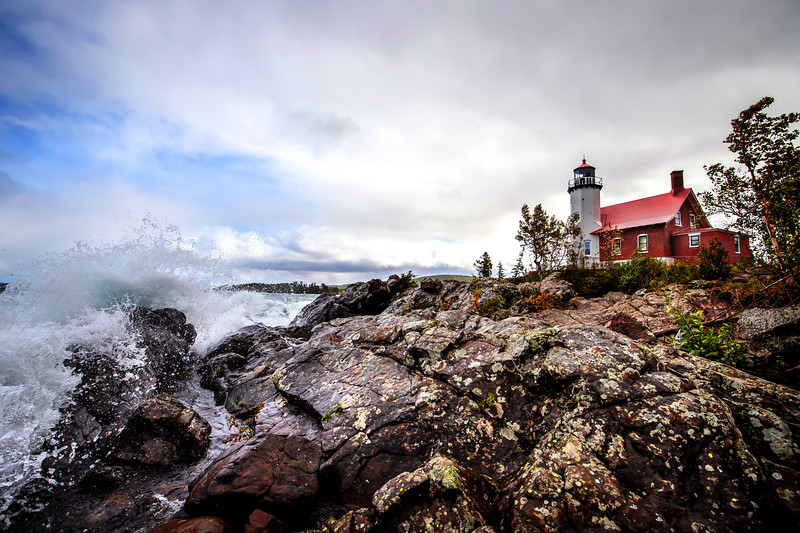 Eagle Harbor Lighthouse #1 - Keweenaw County, MI