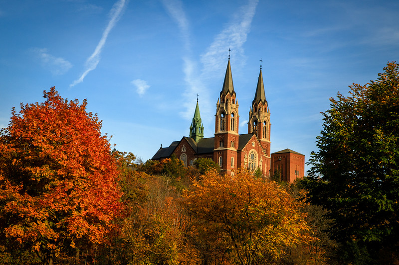 Holy Hill National Shrine of Mary #1 - Hubertus, WI