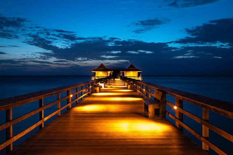 Naples Pier (Horizontal) - FL