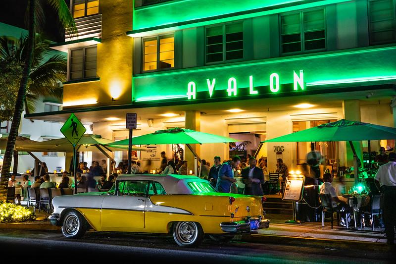 Avalon - South Beach, Miami