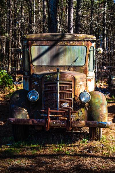 Mack Truck - Old Car City, White, GA