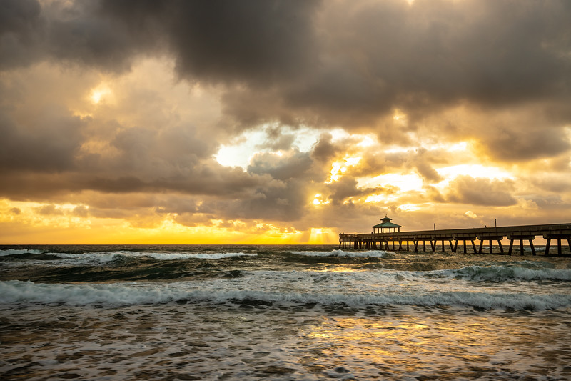 Deerfield Beach International Fishing Pier - Deerfield, FL