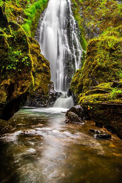 Susan Creek Falls - Umpqua National Forest, OR