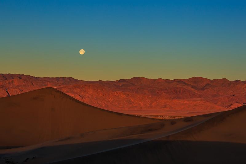 Mesquite Flats Sand Dunes #1 - Death Valley National Park, CA
