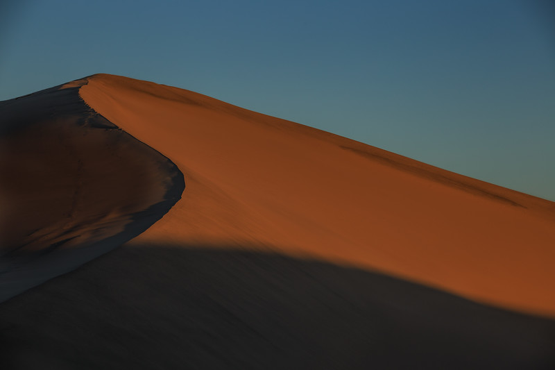 Mesquite Flats Sand Dunes #3 - Death Valley National Park, CA