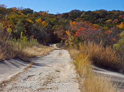 112714-01 Autumn Color in the Hill Country (Hwy 211)