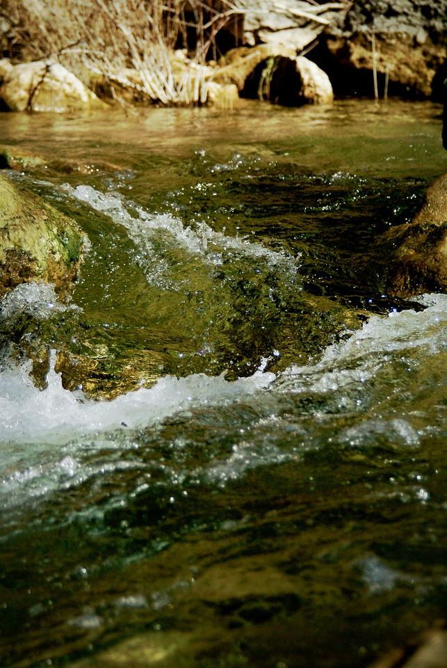 Water Flow Barton Creek