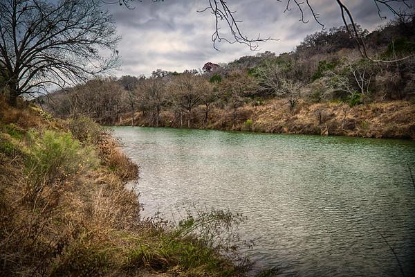 Pedernales River