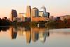 Austin skyline circa 2004