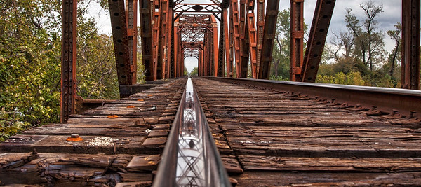 Columbus Train Trestle