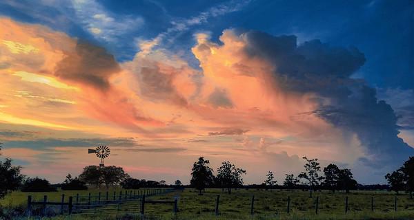 Texas Evening