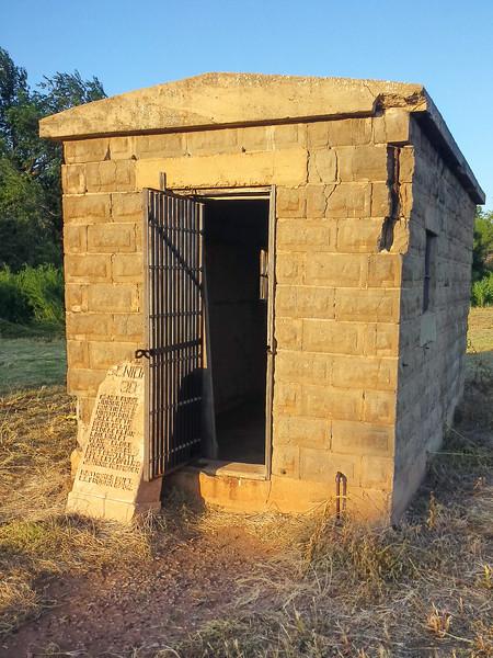 Texola Jail