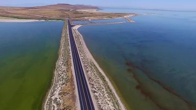 Antelope Island Causeway  2
