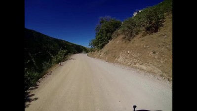 4-Driving down Farmington Canyon