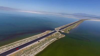 Antelope Island Causeway  3