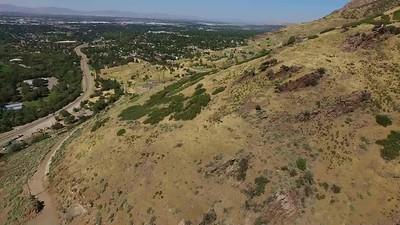 2 Ogden Falls from above