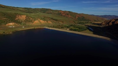 1 Echo Lake and Dam