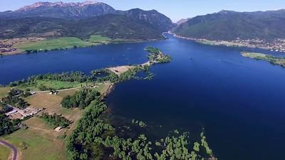 4 Cemetary Peninsula in Pineview Lake