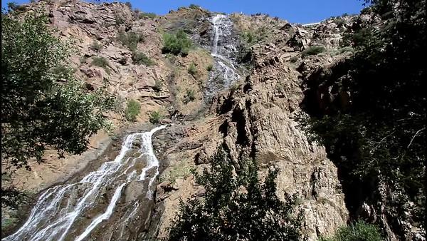 2  Ogden Canyon Waterfall