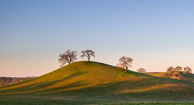 Sunrise near Rancho Cordova