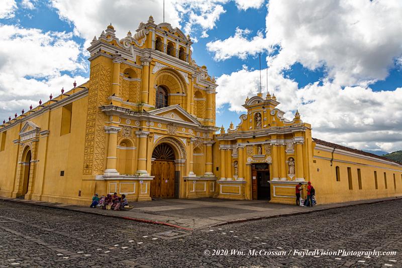 Hospital de San Pedro, Antigua Guatemala