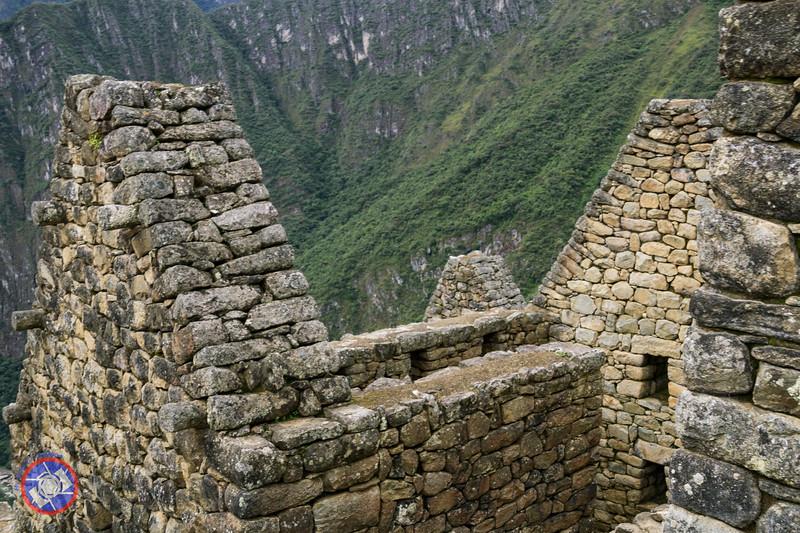 Granary House at Machu Picchu