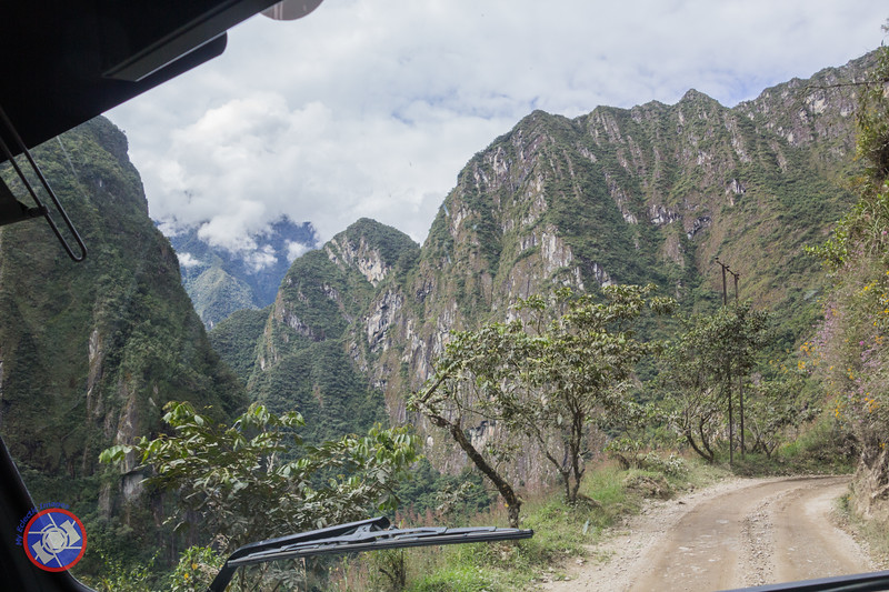 The Road to the Archeological Site of Machu Picchu (©simon@myeclecticimages.com)