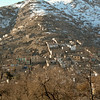 Another section of hills around Kabul, Afghanistan