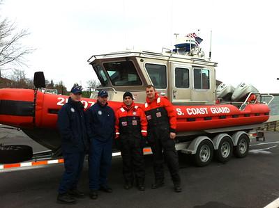 2012 Oswego Polar Plunge // 1st