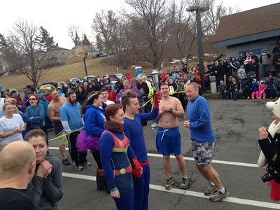 2014 Oswego Polar Plunge // 2nd Annual