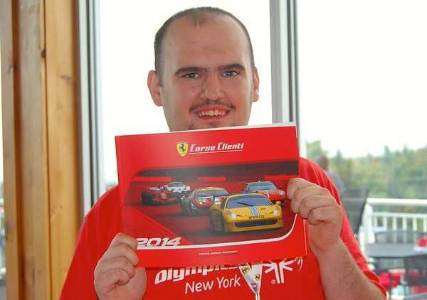 Ferrari North America Challenge // Watkins Glen // Bozzuto's