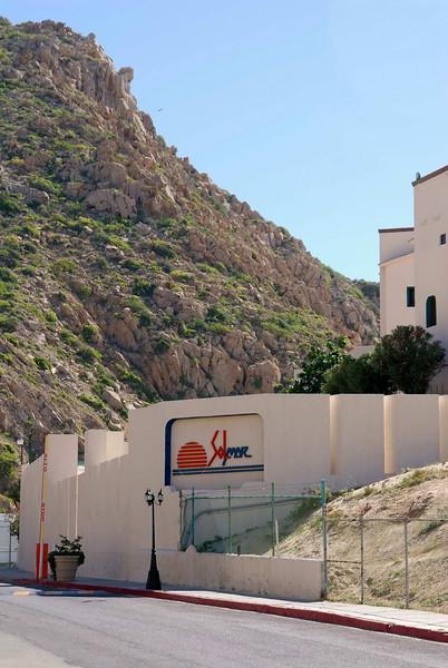 Solmar Suites entrance